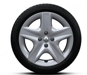 Рено Логан размеры: шин, дисков, колес