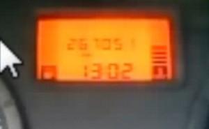 Устраняем светящийся датчик топлива на Логане